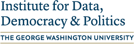 The Institute for Data, Democracy & Politics at GW
