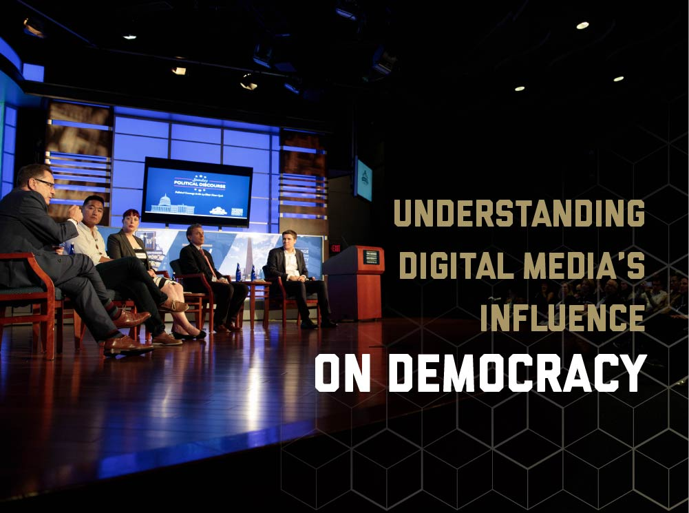 IDDP: Understanding Digital Media Influence on our Democracy