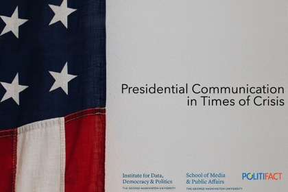 Presidential Communication in Times of Crisis