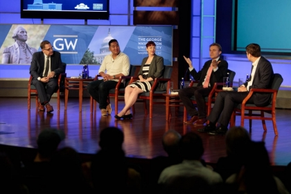 Institute for Data, Democracy and Politics Hosts Panel on Digital Discourse