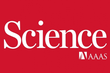 Science Magazine logo