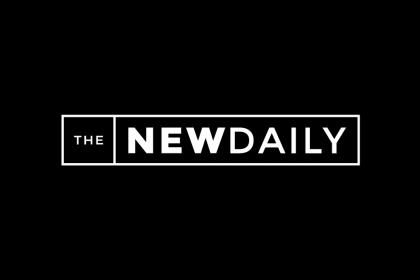 The New Daily logo